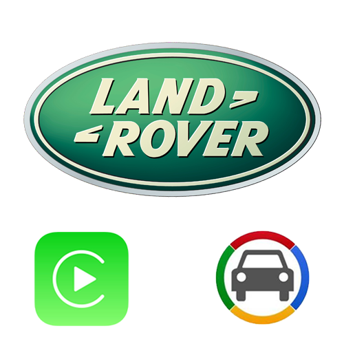 [JLR16CB] Land Rover & Jaguar Apple CarPlay & Android Auto OEM Integration Kit