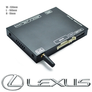 [LEXUS15 GVIF APLUS] LEXUS ES, NX, IS, RX, LX Android Video Interface