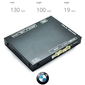 [BM4P] BMW CIC 4Pin Round LVDS Video Interface