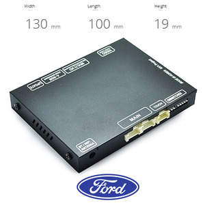 [Ford Sync3 HD] Ford & Lincoln Sync3 Digital Video Interface