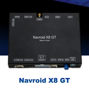 Navroid X8 OctaCore Android Navigation Box (Android 8 Oreo)
