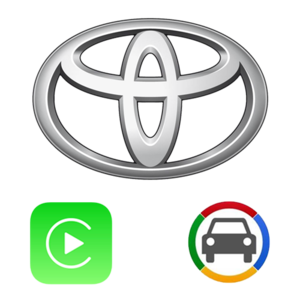 [TNG CB] Toyota Touch N Go Apple CarPlay & Android Auto OEM Integration Kit