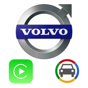 [VOLVO GVIF CB] Volvo 2011~2016 Apple CarPlay & Android Auto OEM Integration Kit