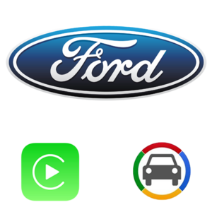 Ford & Lincon Sync2 Apple CarPlay & Android Auto OEM Integration Kit