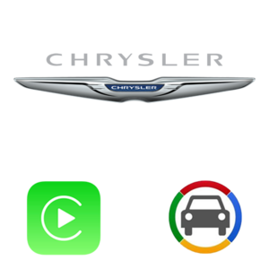 [FCA17 CB] Chrysler, Dodge, Fiat Apple CarPlay & Android Auto OEM Integration Kit